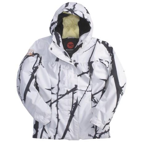 Rossignol Bliss PR Ski Jacket - Insulated (For Girls)