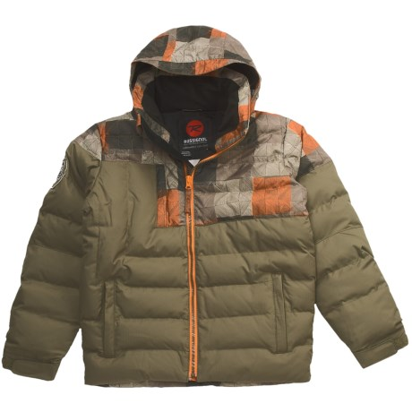 Rossignol Polydown PR Ski Jacket - Insulated (For Boys)