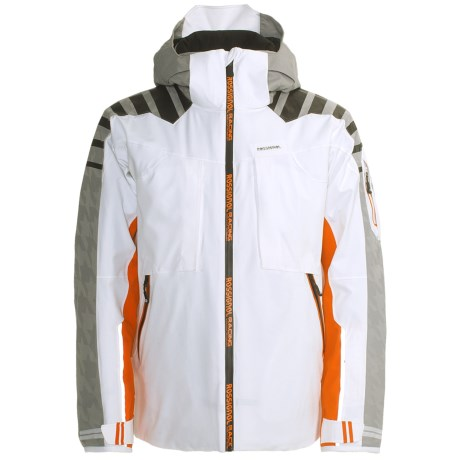 Rossignol World Cup Leader Stretch Jacket - Waterproof, Insulated (For Men)