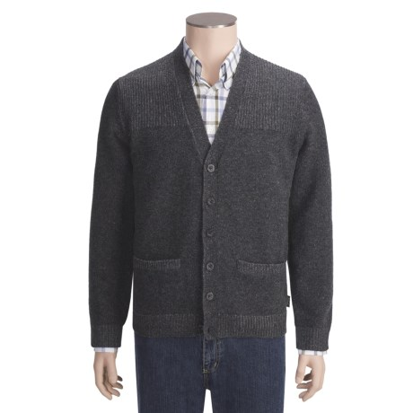 Woolrich Pleasant Ridge Cardigan Sweater - Lambswool (For Men)