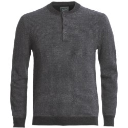 Woolrich Prembroke Henley Sweater - Lambswool (For Men)