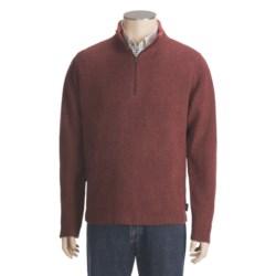 Woolrich Granite Springs Sweater - Zip Neck, Lambswool (For Men)