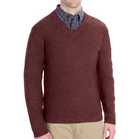 Woolrich Brookford Sweater - Lambswool (For Men)