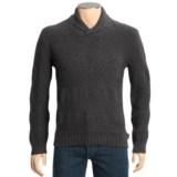 Woolrich Hammond Sweater - Merino Wool, Shawl Collar (For Men)