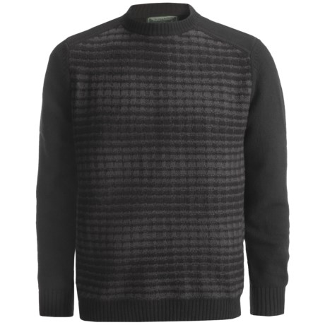 Woolrich Patterson Shirt - Long Sleeve (For Men)