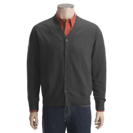Woolrich Atlas Cardigan Sweater (For Men)