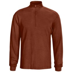 Woolrich Territory Shirt - UPF 40+, Zip Neck, Long Sleeve (For Men)