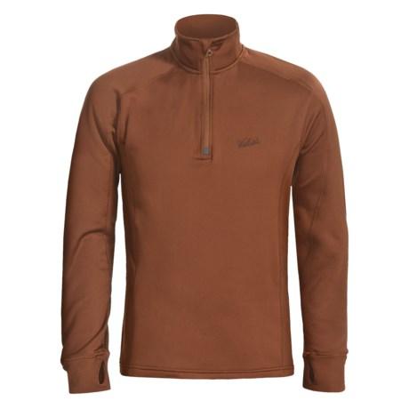 Woolrich Pinyon Fleece Shirt - Zip Neck, Long Raglan Sleeve (For Men)