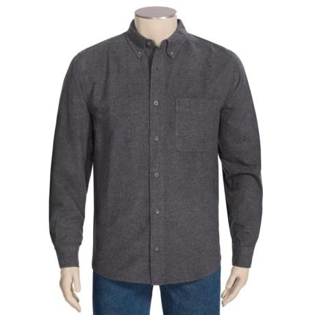 Woolrich Sportsman Chamois Shirt - Long Sleeve (For Men)