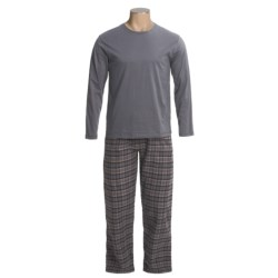 Woolrich Plaid Flannel Pajamas - Long Sleeve (For Men)