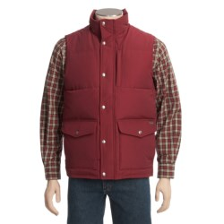 Woolrich Langhorne Down Vest - 550 Fill Power (For Men)
