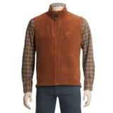 Woolrich Andes Fleece Solid Vest - UPF 40+ (For Men)
