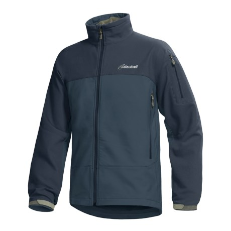 Cloudveil Rayzar Jacket - Schoeller® Water-Resistant (For Men)