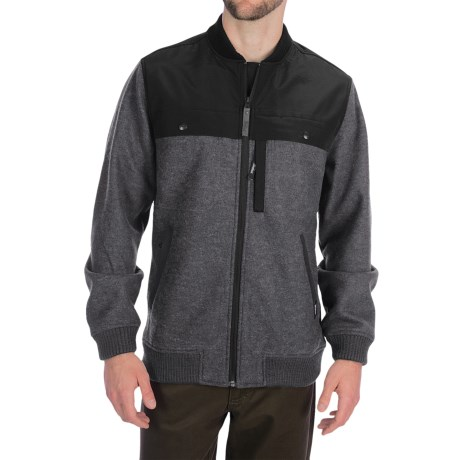 Woolrich Wilderness Jacket - Fleece (For Men)