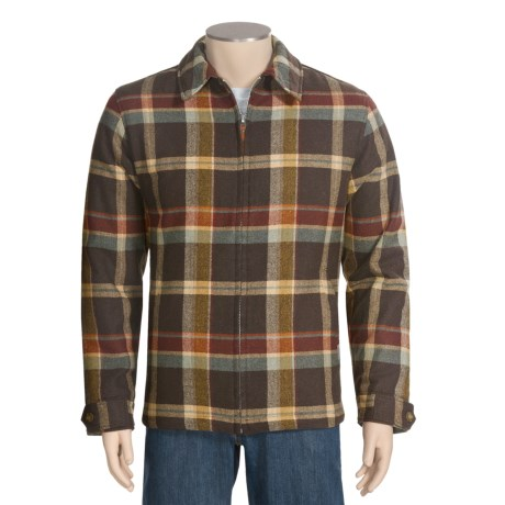 Woolrich Corvair Shirt Jacket - Wool, Insulated, Full Zip (For Men)