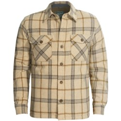Woolrich Charley Shirt Jacket - Wool (For Men)