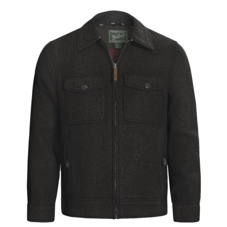 Woolrich Plateau Jacket (For Men)