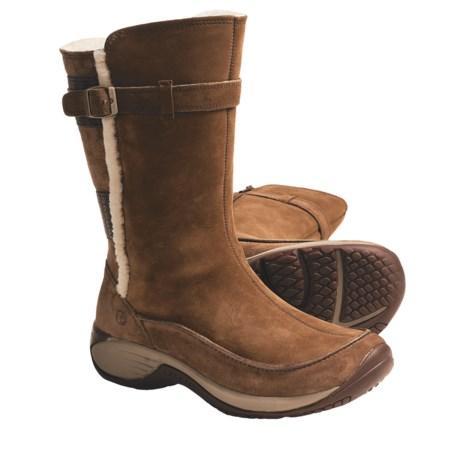 Merrell Encore Snow Boots - Nubuck, Suede (For Women)