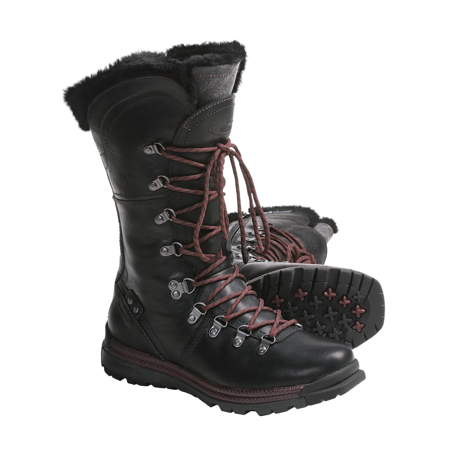 Merrell Natalya Winter Boots (For Women) 4471X - Save 30%