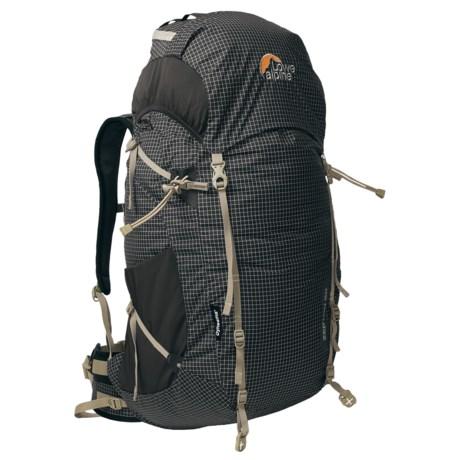 Lowe Alpine Zepton 50 Backpack - Internal Frame