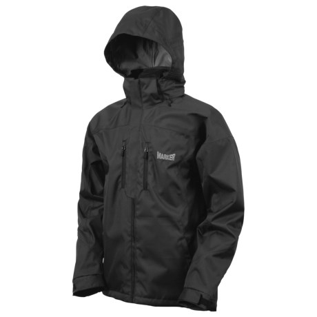 Marker Shuttle Zonal Jacket - Waterproof, Insulated (For Men)