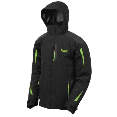 Marker Arrowhead Jacket - Waterproof, Insulated (For Men)