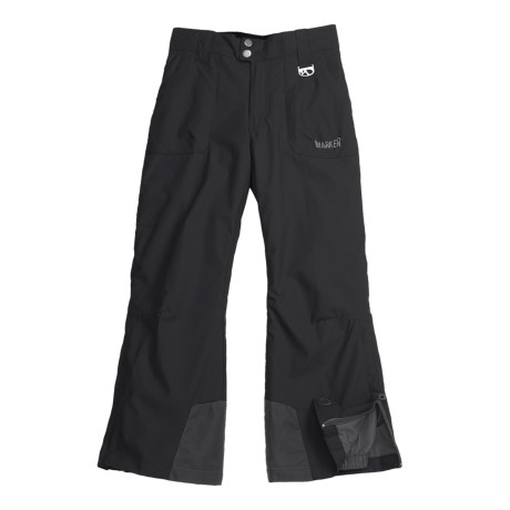 Marker Pop Jean Ski Pants - Insulated (For Girls)