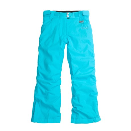 Marker Sundown Jean Ski Pants - Insulated (For Girls)