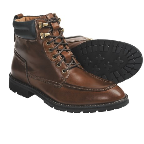 Florsheim Gladwin Moc Toe Boots (For Men)