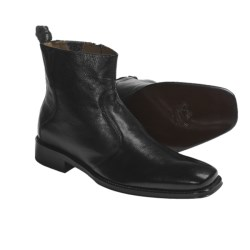 Florsheim Joaquin Side Zip Boots - Plain Toe (For Men)