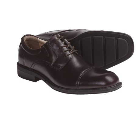 Florsheim Brimmer Gored Oxford Shoes - Cap Toe (For Men)