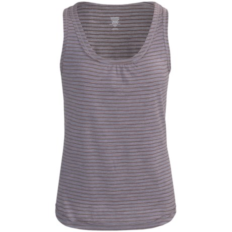 Icebreaker Superfine 200 Retreat Tank Top - Merino Wool, Sleeveless (For Women)