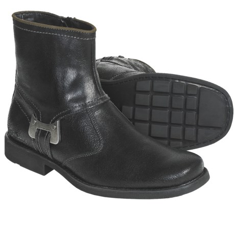 CK Jeans Roger Boots - Suede (For Men)