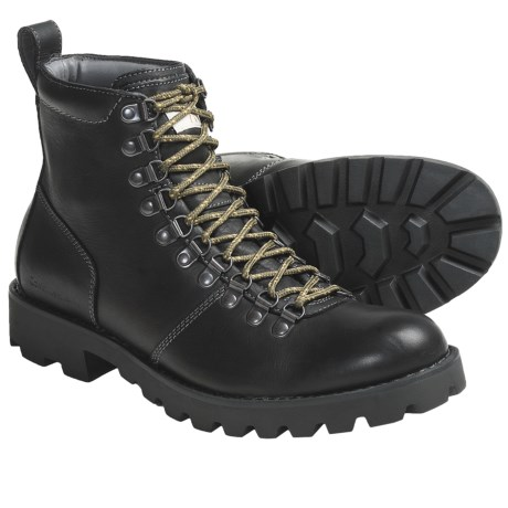 CK Jeans Rick Leather Boots (For Men)