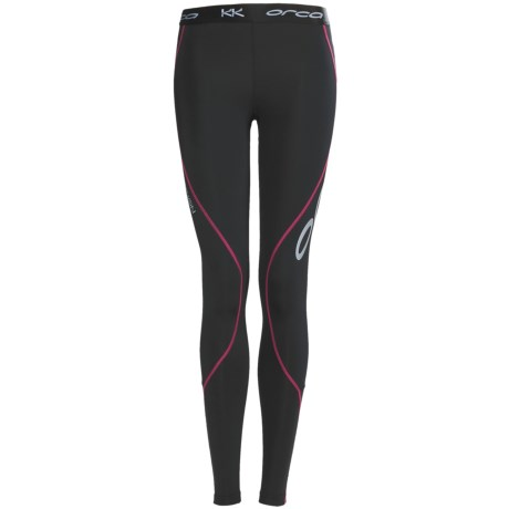 Orca Compression Full Tights - UPF 50+ (For Women)