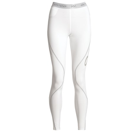 Orca Killa Kompression Core Full Tights - UPF 50+ (For Women)