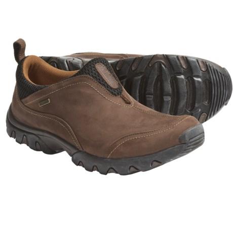 Mountrek Drew Field Shoes - Nubuck, Slip-Ons (For Men)