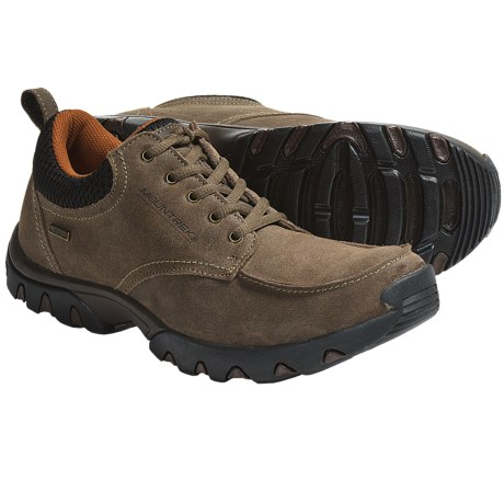 Mountrek Denver Field Shoes - Waxy Antiqued Suede (For Men)