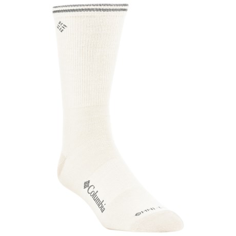 Columbia Sportswear Travel Socks - Merino Wool, Crew (For Men)
