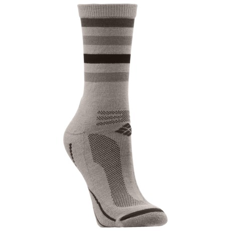 Columbia Sportswear Midtown Mod Socks - Merino Wool, 3/4 Crew (For Women)