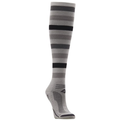 Columbia Sportswear Midtown Mod Knee Socks - Merino Wool, Over the Calf (For Women)