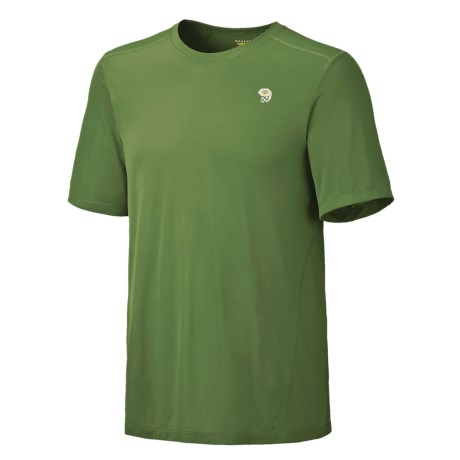 Mountain Hardwear Wicked Lite T-Shirt - Short Sleeve (For Men)