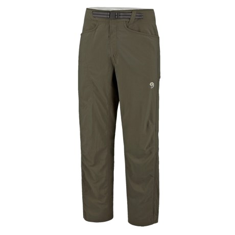 Mountain Hardwear Mesa Backpacking Pants - UPF 50 (For Men)