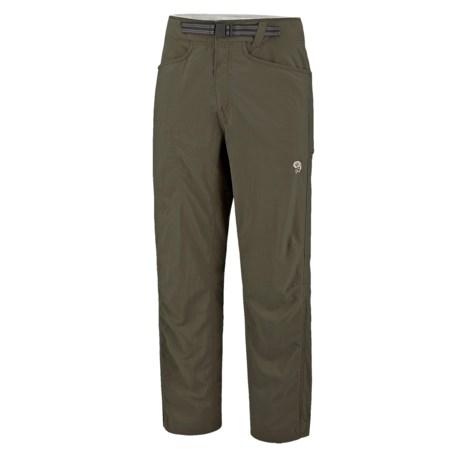 Mountain Hardwear Mesa Backpacking Pants - UPF 50 (For Men)