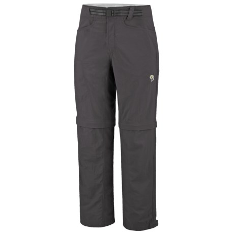 Mountain Hardwear Mesa Backpacking Pants - UPF 50, Convertible (For Men)