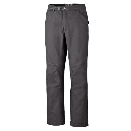 Mountain Hardwear Cordoba Pants - Cotton Canvas (For Men)