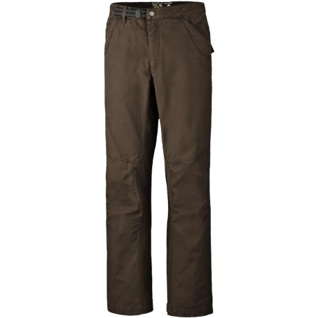 Mountain Hardwear Cordoba Pants - Cotton Canvas (For Men)