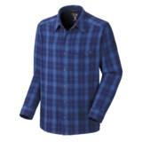 Mountain Hardwear Marty Plaid Shirt - Organic Cotton, Long Sleeve (For Men)