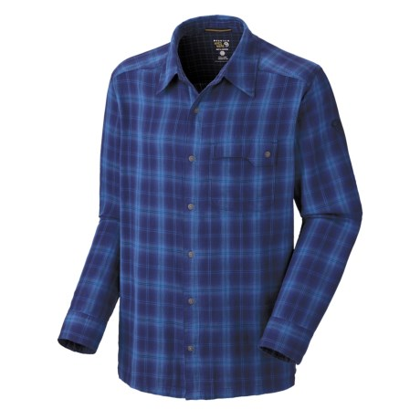 Mountain Hardwear Marty Plaid Shirt - Organic Cotton, Long Sleeve (For Men)