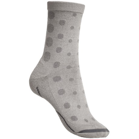 Columbia Sportswear Vented Commuter Socks - Merino Wool, Crew (For Women)